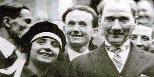 Türkiye'nin İlk Kadın Avukatı Süreyya Ağaoğlu'nun Atatürk'le Anısı Kadın Hakları Açısından Bir Ders Niteliğinde!