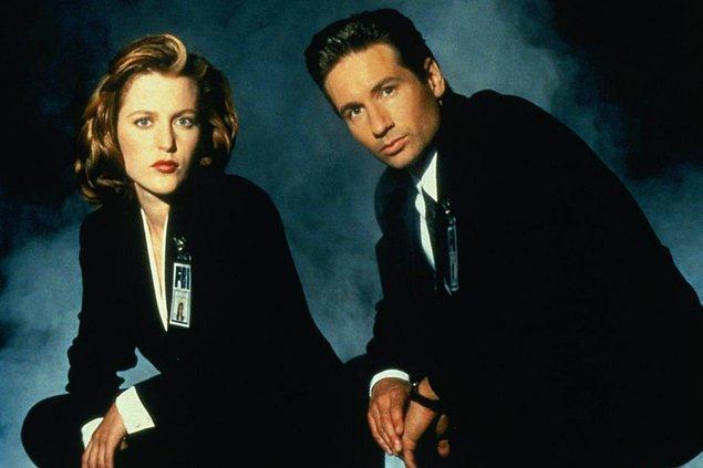 2. The X-Files - IMDb 8,7