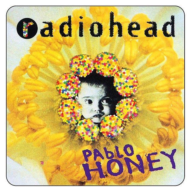 4. Pablo Honey - Radiohead