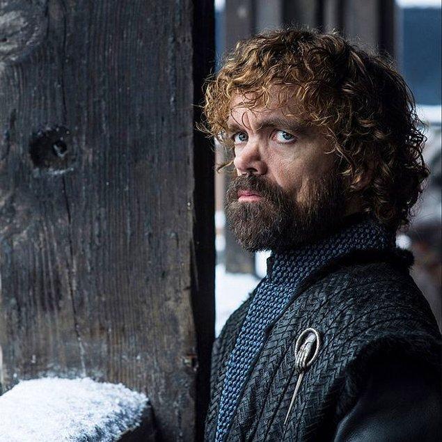 Tyrion Lanniester karakteriyle Peter Dinklage de bulunuyor.