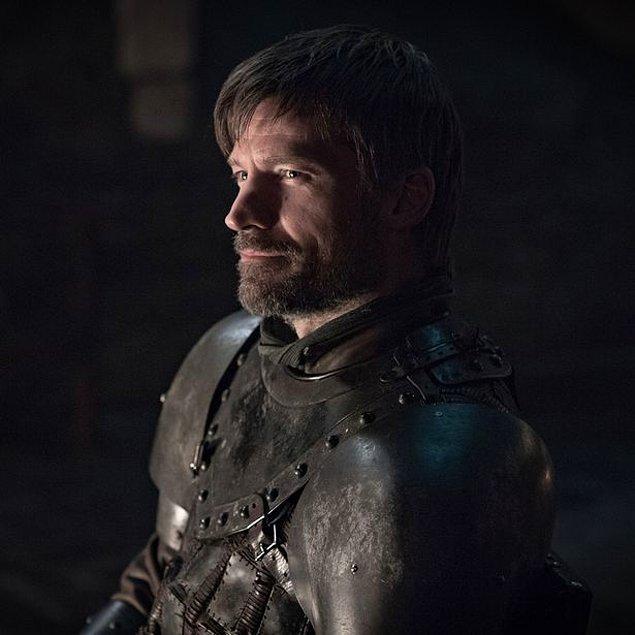 Jaime Lannister karakteriyle Nikolaj Coster-Waldau,
