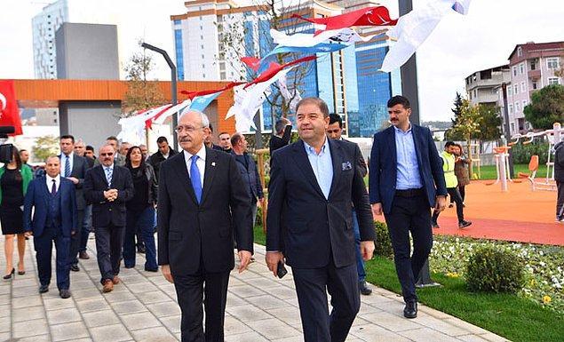 İstanbul Maltepe'de de beklendiği gibi mevcut başkan Ali Kılıç yeniden aday...