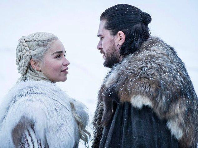 George R. R. Martin'in fantastik romanları Buz ve Ateşin Şarkısı baz alınarak yaratılan, Game of Thrones televizyona David Benioff ve D. B. Weiss tarafından uyarlanıyor.