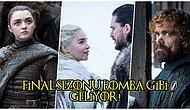 8. Sezonunu Asker Yolu Gözler Gibi Beklediğimiz Game Of Thrones'tan Yeni Fotoğraflar Yayınlandı!