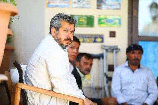 Mehmet Fatih Bucak itirazlara rağmen Şanlıurfa Siverek'te aday gösterildi.