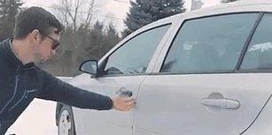 Satmak İstediği 2. El Arabası İçin Mükemmel Bir Tanıtım Videosu Çeken Adam!