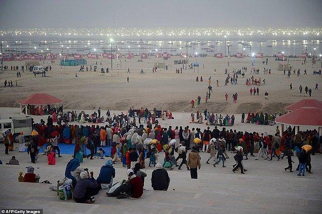 Bu alanlardan dördüncüsü ise Hindistan'ın merkezindeki Ujjain.