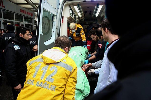 16 yaşındaki Mert Aydın 45 saat sonra yaralı kurtarılmıştı