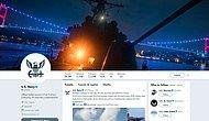 ABD Donanması, İstanbul Boğazı'nı Kapak Fotoğrafı Yaptı