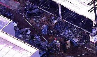 Brezilya'nın En Büyük Kulüplerinden Flamengo'nun Tesislerinde Yangın: 10 Ölü