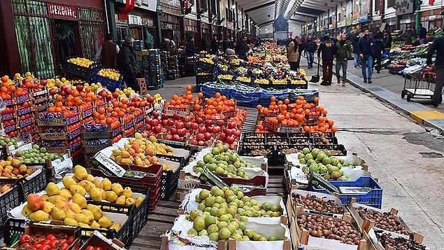 Ucuz sebze, meyve satışı sabit noktalarda yapılmayacak