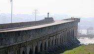 575 Yıllık Uzunköprü'de Çatlaklar Oluştu: 'Yüklü Araçlar Yasağa Rağmen Geçmeye Devam Ediyor'