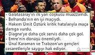 Belhanda Yıldızlaştı, Cimbom Kazandı! Galatasaray - Trabzonspor Maçının Ardından Yaşananlar ve Tepkiler