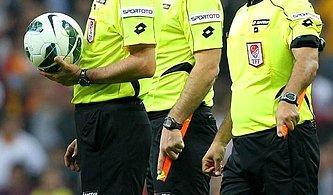 En Çok Kazanan Cüney Çakır ve Mete Kalkavan! İşte Süper Lig'de Maç Yöneten Hakemlerin Kazançları