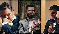 Saf Mutluluk! Düğün Günü Gelinlerini Gören Damatların En İçten İfadelerinin Yakalandığı Muhteşem Görüntüler