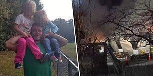 Evinde Çıkan Yangından Sonra Köpeğini Kurtarmak İçin Dönüp Hayatını Kaybeden İki Çocuk Babası Adamın Hikâyesi