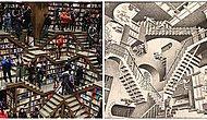 Görülmemiş Tasarımıyla Kitapseverlerin Hayal Dünyasının Sayfalarından Fırlamış Dedirten Kütüphane