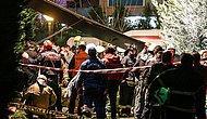 İstanbul Çekmeköy'de Askeri Helikopter Düştü: 4 Asker Şehit