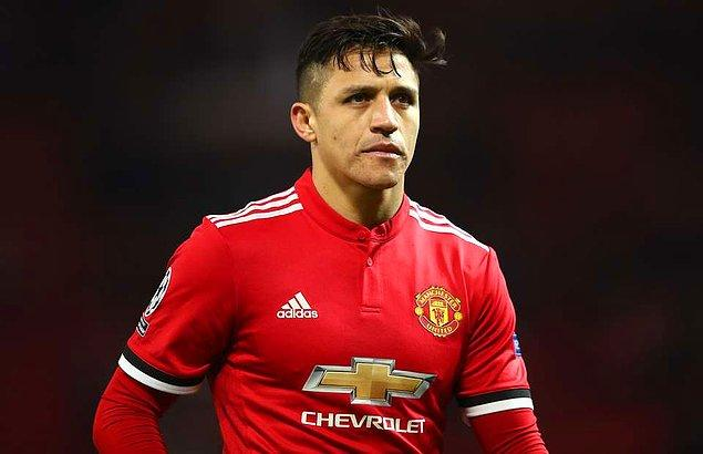 8. Alexis Sanchez | Aylık: 2.2 milyon euro