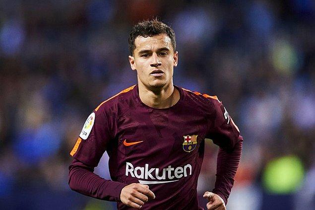7. Coutinho | Aylık: 2.2 milyon euro