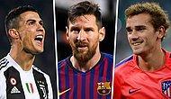 Kazandığı Paraları Sayması Bile İstihdam Yaratabilecek Avrupa'da Oynayan En Yüksek Maaşlı 10 Futbolcu