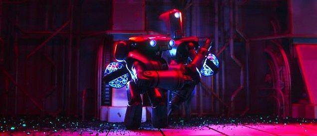 Yeni çalışma olan Smash and Grab'de ise iki robotun özgürlüğüne kavuşma hikayesi anlatılıyor.