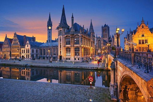 10. Belçika
