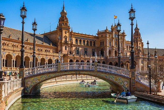 16. İspanya
