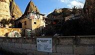 Tepkiler Yükseliyor: Kapadokya'da Peribacalarının Ortasına Otel İnşa Ediliyor