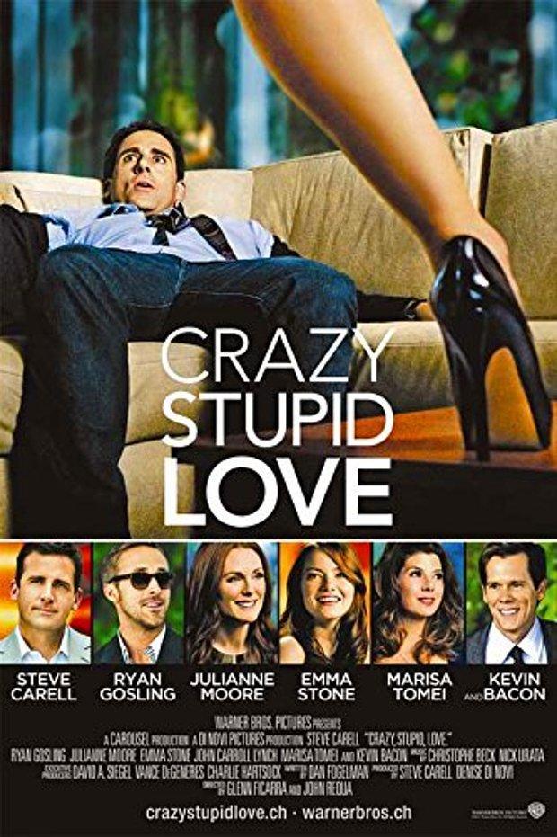 Çılgın, Aptal Aşk