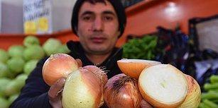 İthalat Başladı: İran'dan Gelen Kuru Soğan Tezgâhlarda