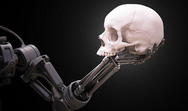 'ABD'de hakimler sanıkları yapay zekâ eşliğinde dinliyor.'