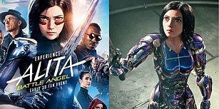 Avatar ve Titanic'in Yapımcılarından Merakla Beklenen Alita: Savaş Meleği