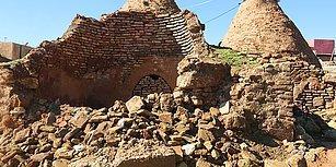 Dünyada 3 Yerde Bulunuyor: Harran'ın Konik Kubbeli Evlerinin Bir Kısmı Yıkıldı ve Zarar Gördü