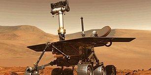 Bize Mars'ı Tanıtan Sevimli Uzay Gezgini Opportunity NASA'nın Kararıyla Hayata Gözlerini Yumdu!