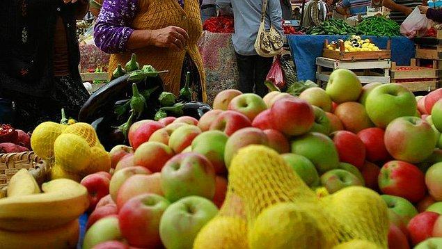 Bu sebeple 19 ton elmanın gümrükten girişine izin verilmediğini belirten yetkililer, söz konusu ürünlerin Türkiye'ye geri gönderildiğini kaydetti.
