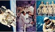 NASA Arşivlerini Açtı: Uzay Yolculuğu'nun İlk Deneyimlerine Ait Fotoğraflar Açık Artırmada Satılacak