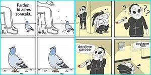 Bozuk Moralleri Bile Anında Düzeltme Potansiyelli Karikatür Tadında Birbirinden Komik 17 Caps