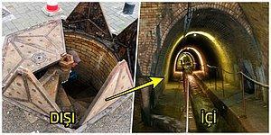 Dünyanın Çeşitli Yerlerinden Kafa Karıştırıcı Fakat Açıklanabilir 14 Mimari Özellik