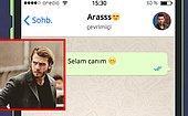 WhatsApp'ta Aras Bulut İynemli'yi Tavlayabilecek misin?