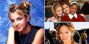 90'lar ve 2000'lerin En Dikkat Çekici, Unutulmayan Saç Modelleriyle Geçmişe Yolculuğa Çıkıyoruz