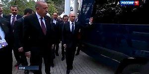 Erdoğan ile Putin Arasında Geçen İlginç Diyalog: 'Bu Araç Zırhlı mı?'