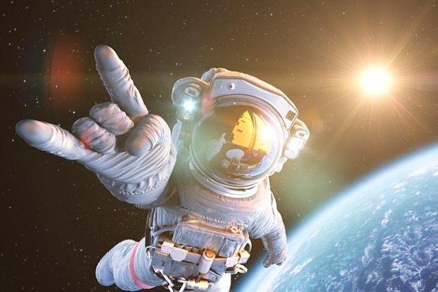10. Uzay Çoşkusu