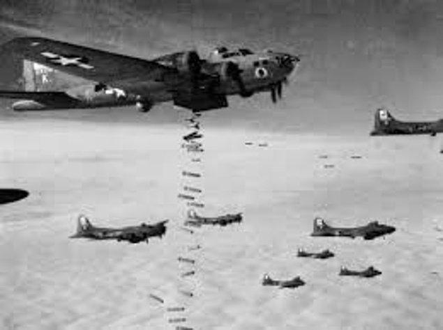 "1944: II. Dünya Savaşı: ""Big Week"" başladı."