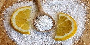 Gıdadan Temizlik Malzemelerine Kadar Neredeyse Her Üründe Bulunan Sitrik Asit Güvenli  mi?
