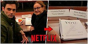 """2. Sezonu Resmileşti! Netflix'in Sevilen Dizisi """"You""""nun Yeni Sezonu İçin Hazırlıklar Resmen Başladı"""