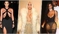 Kim Kardashian'ın 'Moda Böyle Bir şey Değil' Dedirten Birbirinden Kötü 17 Kıyafeti