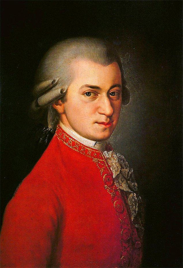 2. Wolfgang Amadeus Mozart ve mizah anlayışı