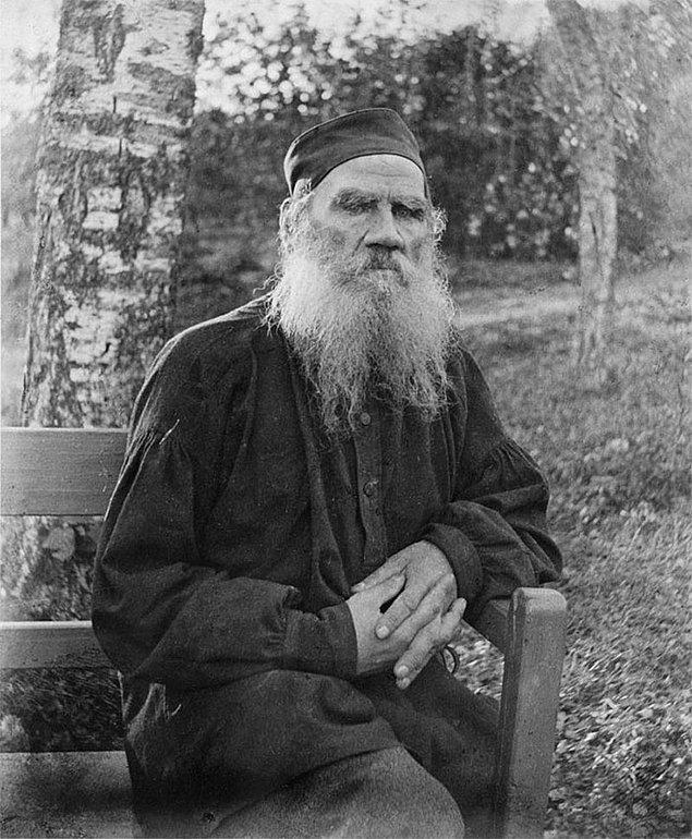 5. Leo Tolstoy ve ayakkabıları