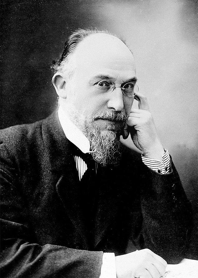 7. Erik Satie ve tuhaflıkları